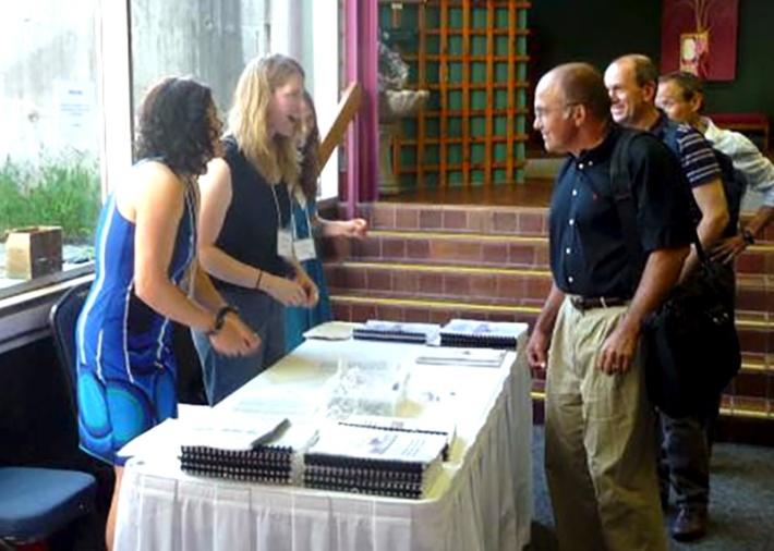 Photo from Consortium Meeting 2012