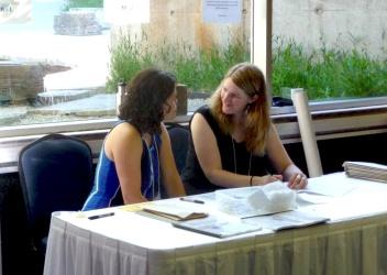 Photo from Consortium Meeting 2012 - Admins