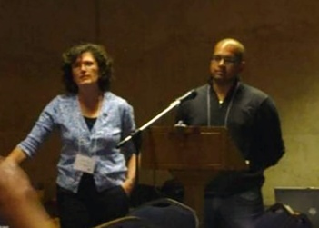 Photos from Consortium 2011 Beth Parker Speaking