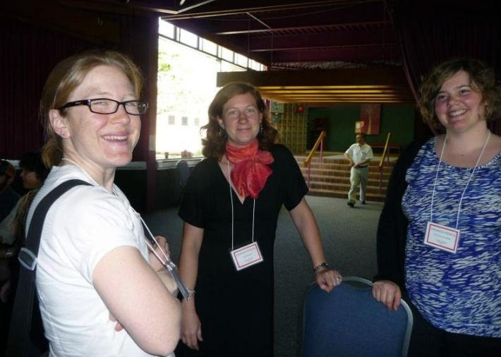 Photo of G360 at Consortium 2011