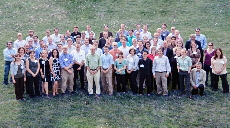 Consortium 2013 Group Photo