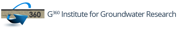 G360 Institute for Groundwater Research Logo