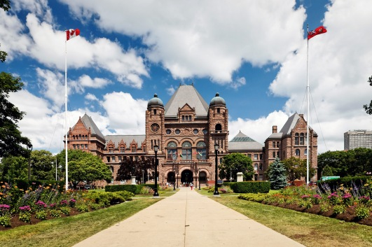 Photo of Historic Government of Canada Building