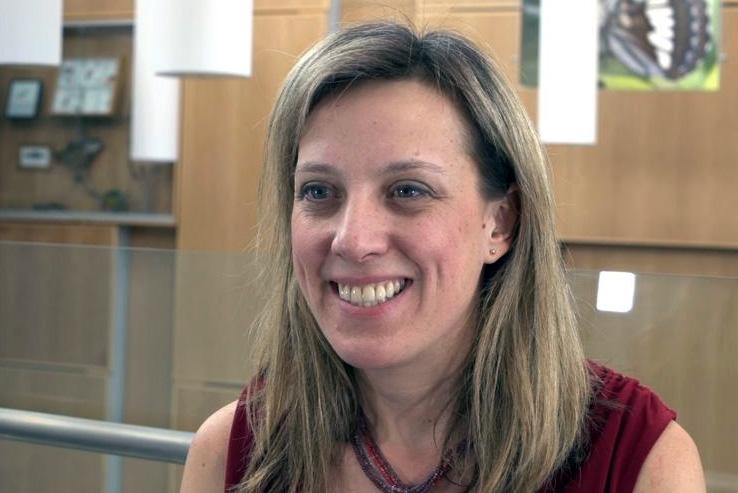 Photo of Kari Dunfield