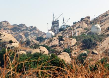 SSFL field site in California
