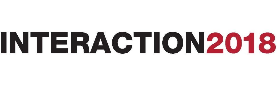Interaction 2018 logo
